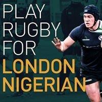 London Nigerian Rugby Football Club