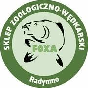 Sklep zoologiczno-wędkarski  FOXA
