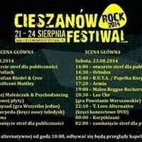 Cieszanow Rock Festiwal