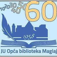 JU Biblioteka Maglaj