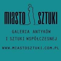 Miasto Sztuki - antyki i sztuka współczesna