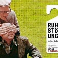 Ruhestörung - Theaterfestival 60plus