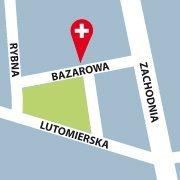 Centrum Medyczne Bazarowa