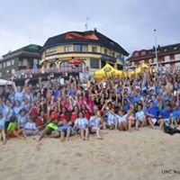 Torneo internacional rugby playa villa de Noja
