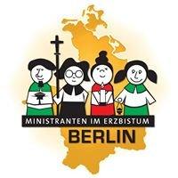 Ministrantenpastoral Erzbistum Berlin