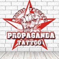 Propaganda Tattoo & Piercing - studio tatuażu, tatuaże Poznań
