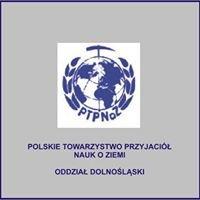 Polskie Towarzystwo Przyjaciół Nauk o Ziemi Oddział Dolnośląski
