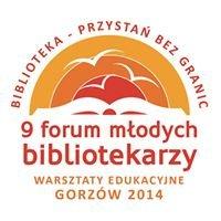 9 Forum Młodych Bibliotekarzy w Gorzowie Wielkopolskim