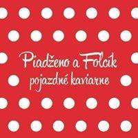 Piadženo a Folcík - pojazdné kaviarne