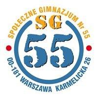 Społeczne Gimnazjum nr 55