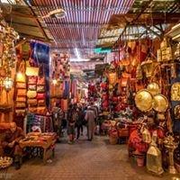 Marokański suk