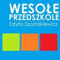 Wesołe Przedszkole - Przedszkole Niepubliczne Edyta Szostakiewicz