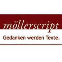 Möllerscript - Gedanken werden Texte.