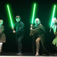 Lightsaber Fight Club