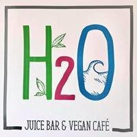 H2O Juice Bar & Vegan Cafè
