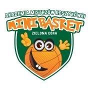 """Akademia Mistrzów Koszykówki """"Minibasket""""  Zielona Góra"""