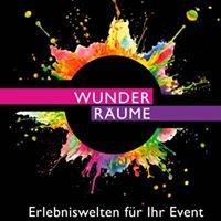 Wunderräume GmbH - Design, Dekoration, Erlebniswelten; Vermietung & Bau