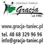 """Szkoła Tańca """"Gracja"""""""
