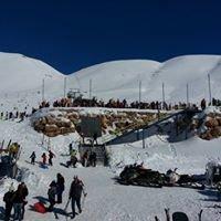 Téléskis des Cèdres - Cedars Ski Resort - Arz