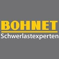 Bohnet GmbH - Schwerlastexperten