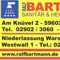 Ralf Bartmann Sanitär und Heizungstechnik