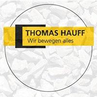Thomas Hauff Erdbewegung
