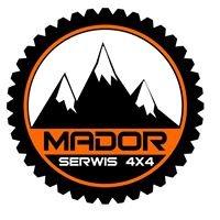 Mador 4x4 Land Rover Serwis