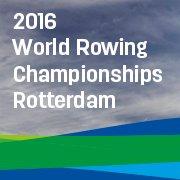 2016 World Rowing Championships Rotterdam