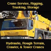A Quick Pick Crane & Rigging Service
