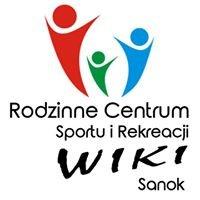 """Rodzinne Centrum Sportu i Rekreacji """"WIKI"""" w Sanoku"""