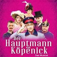 Der Hauptmann von Köpenick - Das Berlin Musical