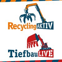 Recycling aktiv & TiefbauLive Karlsruhe