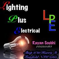 Lighting Plus Electrical pty ltd
