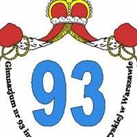 Gimnazjum nr 93 im. Księżnej Izabeli Czartoryskiej