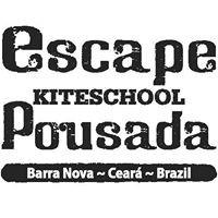 Escape   Barra Nova   Kiteschool/Pousada