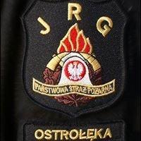 Komenda Miejska Państwowej Straży Pożarnej w Ostrołęce