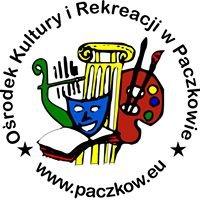 Ośrodek Kultury i Rekreacji w Paczkowie