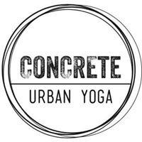 CONCRETE urban yoga