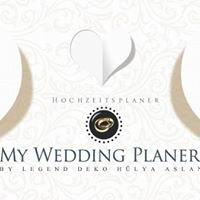 My Wedding Planer by Legend Deko