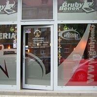 Pizzeria Gruby Benek, Szczecin - Boh. Warszawy 13B