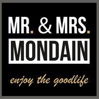 MR. & MRS. Mondain