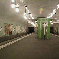 U-Bahnhof Märkisches Museum