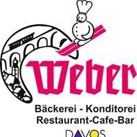 Café Weber, Bäckerei-Konditorei-Bar
