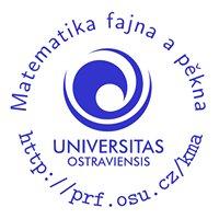 Katedra matematiky, Ostravská univerzita