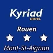 Hôtel Kyriad Rouen Mont-St-Aignan