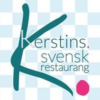 Kerstins svensk restaurang im Hotel Henriette Davidis