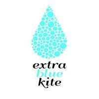 Extra Blue Kite