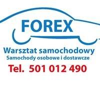 FOREX Warsztat samochodowy