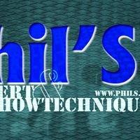 Phil's Concert & Showtechnique