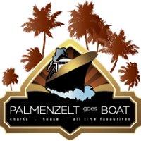 Palmenzelt goes Boat
